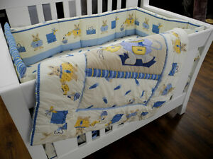 Literie Jardinier (4 mcx) - Crib Bedding