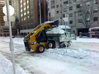 Snow Clearing, Hauling & Dumping Available