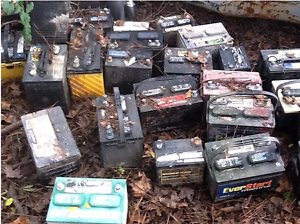 Do you have a battery you need to get rid of? Daglish Subiaco Area Preview