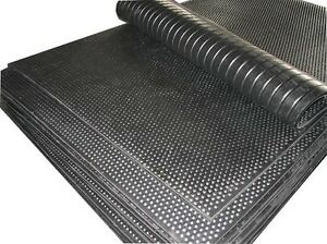 High Quality Horse Stable Rubber Matting - 17mm thick West Gosford Gosford Area Preview