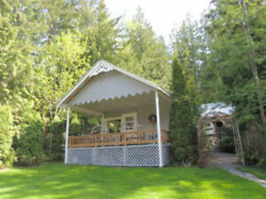 Shuswap Lake Cabin