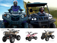 ATVs & Side by Sides