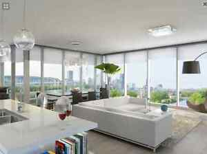 NEW Modern Condo For Sale With View On The Canal - Montreal