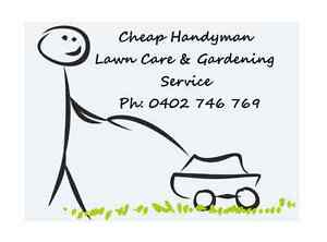 Lawn Mowing / Lawn Care / Pruning / Gardening Services-Cheap Rate Victor Harbor Victor Harbor Area Preview