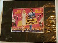 Elvis movie ad mini poster