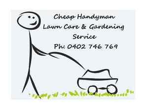 Your Local Cheap Mowing/Gardening and Handyman Service Yankalilla Yankalilla Area Preview