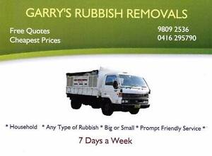 RUBBISH REMOVAL *Hunters Hill / Gladesville* Ryde Ryde Area Preview