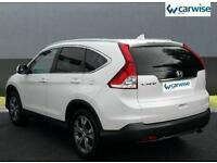 2015 Honda CR-V I-DTEC EX Diesel white Manual