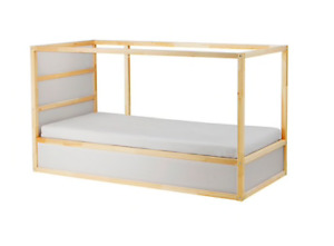 Reversible Twin Bed