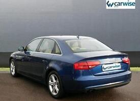 2012 Audi A4 TDI SE TECHNIK Diesel blue Manual