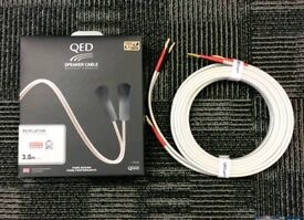 QED SIGNATURE REVELATION SPEAKER CABLES
