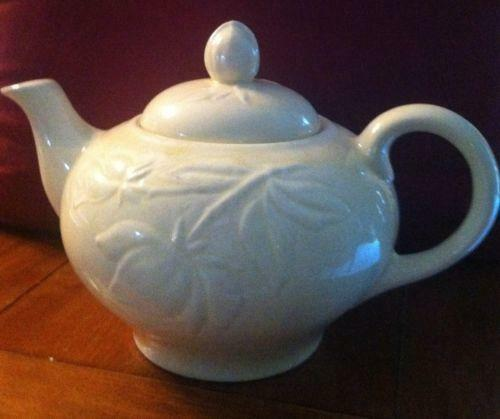 Vintage Ceramic Tea Pot Ebay