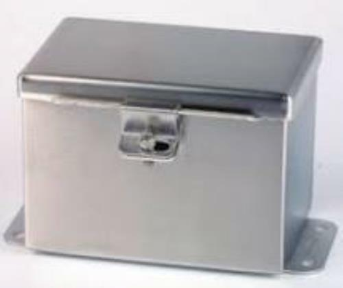 Hoffman Enclosure Junction Box, Stainless Steel A606chnfss