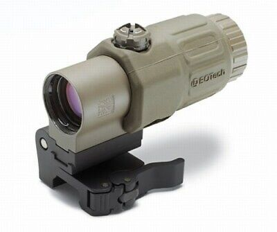 EOTech G33 Magnifier with QD STS Mount Tan G33STS-TAN for sale  Montoursville