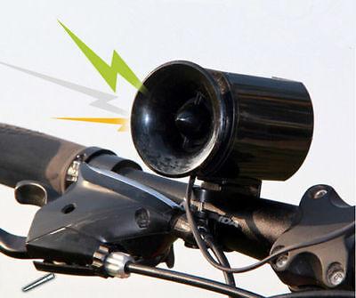 6-sound Bike Bicycle Super-Loud Electronic Siren Horn Bell Ring Alarm Speaker