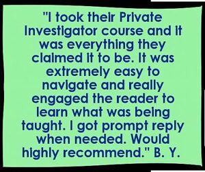 Private Investigator Training Course ONLINE $199 (Job Placement) Peterborough Peterborough Area image 4