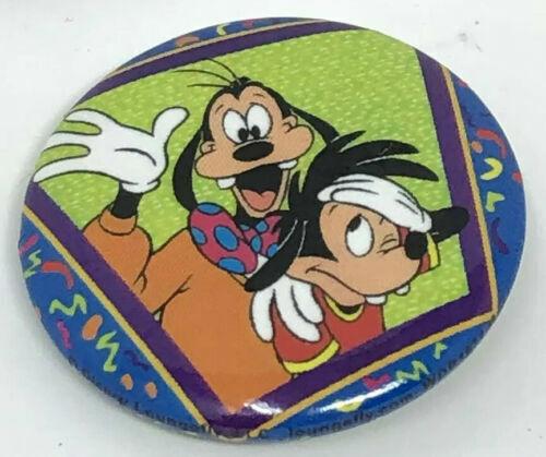 Funko Pop! Disney Goof Troop Goofy & Max Pin Black Friday GameStop Excl Button
