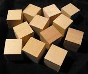Square Wood Blocks