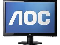 Brand New PC Monitor AOC E2752VQ 27 Inch HD Multimedia Monitor