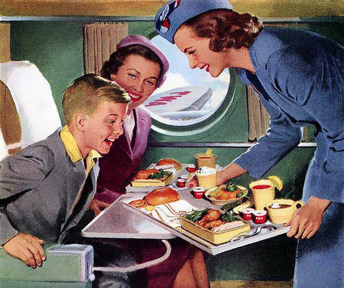 "TWA Lockheed Constellation ((16""x20"")) Print"