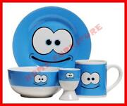 Egg Cup Plate
