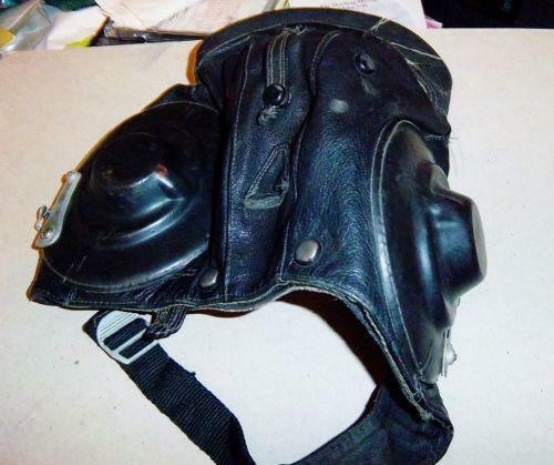 Leather Flying Helmet  30f21c84ee53