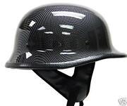 Dot German Helmet