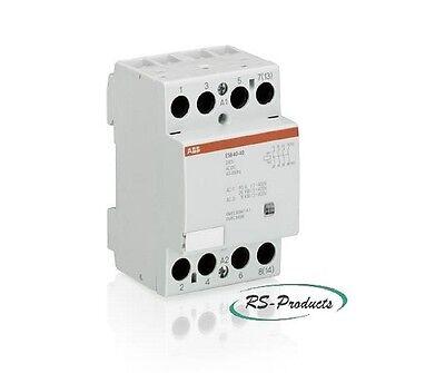ABB ESB63-40-230AC/DC Install.Schütz 4S 230V, GHE3691102R0006