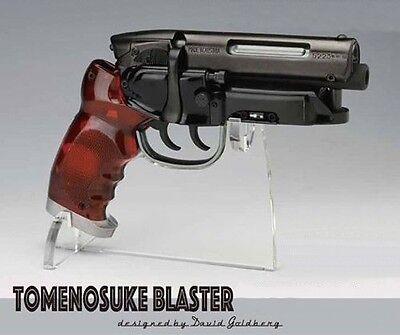 Tomenosuke Blaster PRO 2049 Assembled Prop Replica Model Blade Runner w/Stand