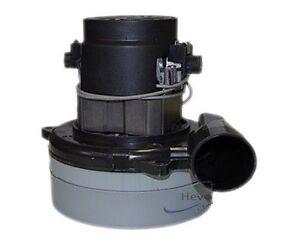 Saugmotor Saugturbine Staubsaugermotor Saugförderer z. B. für Comac Media 24 E