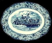 Liberty Blue Platter