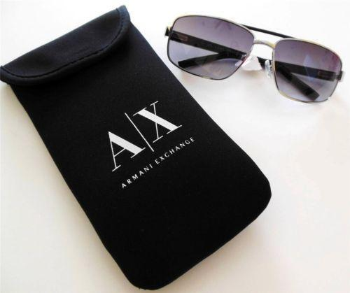 be5f2b9f64f9 Armani Exchange Sunglasses Case