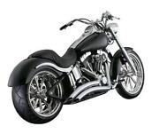 Harley Auspuff Softail