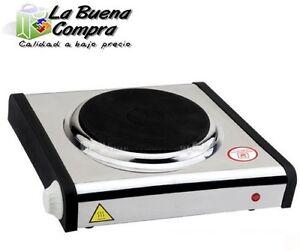 Cocina Electrica 1 Quemador 1 Placa 1000w Cocina Electrica