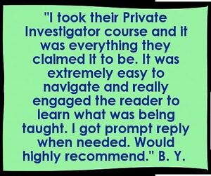 Private Investigator Training Course- With Jobs @ $2,200 Weekly Kingston Kingston Area image 4