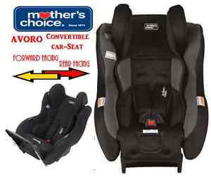 Convertible Car seat - New Mothers Choice Avoro to 4 Years Chipping Norton Liverpool Area Preview