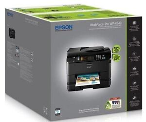 Epson C11CB3220 WorkForce Pro WP-4540 All-In-One Printer - NEW!