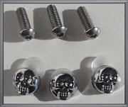 Harley Chrome Caps