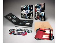 U2 - ACHTUNG BABY ; Super Deluxe Edition 6-CD + 4-DVD + Book Box Set , New & Sealed