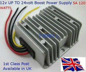 Step-up-Converter-DC-12V-to-24V-5A-120W-Waterproof-Boost-Power-Module-5A