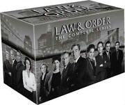 Law and Order Complete Series
