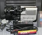 Digital Betacam Black Professional Camcorders