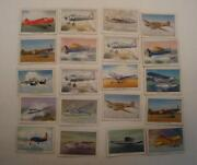Airplane Cigarette Cards