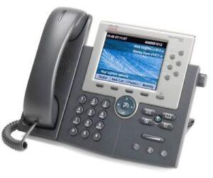 Cisco CP-7965 7965 IP Voip Telephone