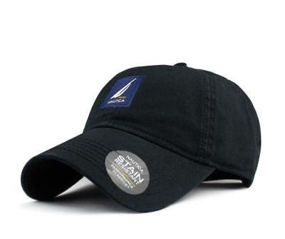 New Nautica Baseball Hats Outdoor Golf Caps Tennis Driving Cap Snapback