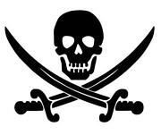 Jolly Roger Sticker
