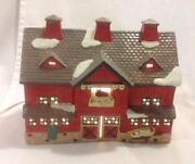 Christmas Village Barn
