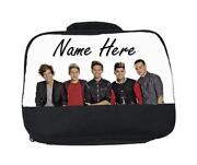 Personalised One Direction Bag