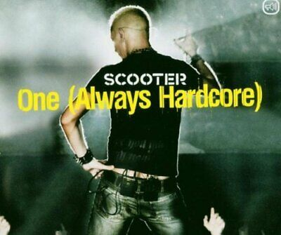 Scooter [maxi-cd] one (always hardcore; 2005)