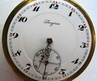 Longines Solid Gold Antique Pocket Watches
